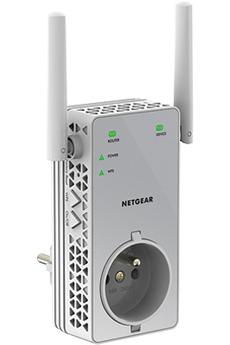 Répéteur WiFi EX3800-100PES Netgear