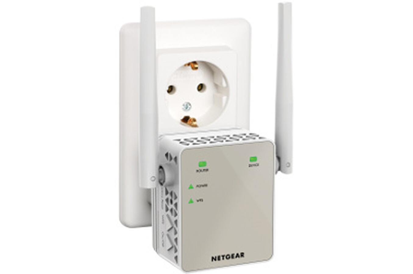 R p teur wifi netgear ex6120 100pes 4181514 darty for Repeteur wifi exterieur netgear