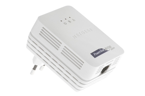 Netgear XAV5001 Ethernet 500Mbps Powerline AV500