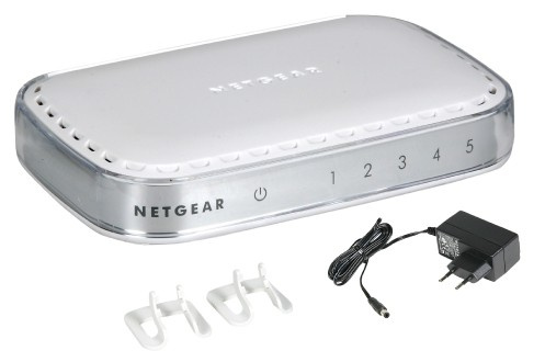 Netgear SWITCH GS605-300PES