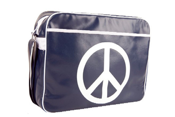 "Sacoche pour ordinateur portable PEACE LOVE 13"" Urban Factory"