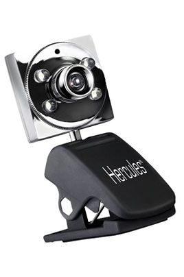 Webcam DELUXE OPTICAL GLASS Hercules