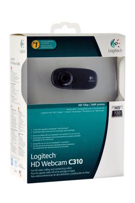 Logitech C310