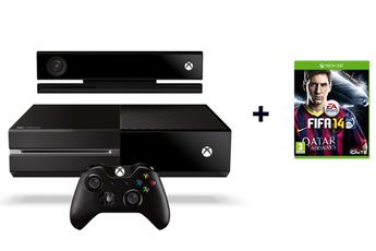 Consoles Xbox One XBOX ONE + FIFA 14 Microsoft