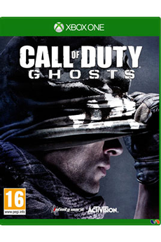 Jeux Xbox One CALL OF DUTY : GHOSTS Activision