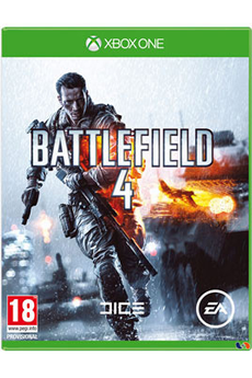 Jeux Xbox One BATTLEFIELD 4 Electronic Arts