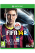 Jeux Xbox One FIFA 14 Electronic Arts