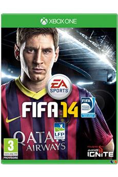 Jeux Xbox One FIFA 14 Electronic Arts