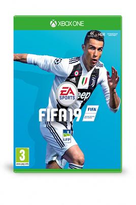 Jeux Xbox One Fifa 19 Xbox One Electronic Arts