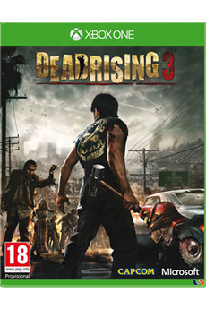 Jeux Xbox One DEAD RISING 3 Microsoft