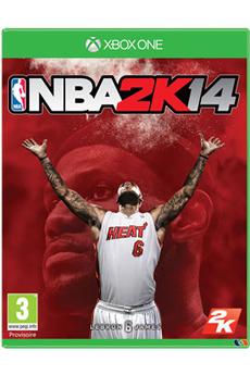 Jeux Xbox One NBA 2K14 Take2