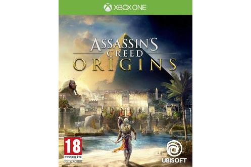 Jeux Xbox One ASSASSIN'S CREED ORIGINS XBOX ONE Ubisoft