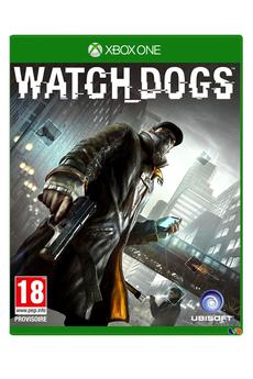 Jeux Xbox One Watch_Dogs Ubisoft