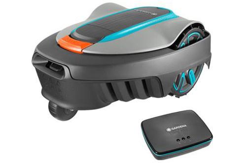 Gardena Robot tondeuse Smart Sileno City 500 m²