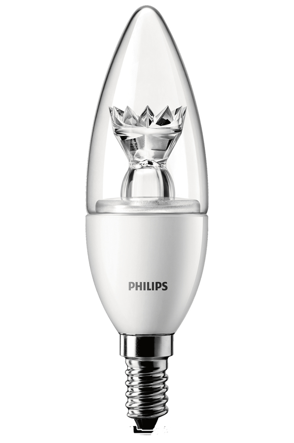 Ampoule led e14 flamme philips