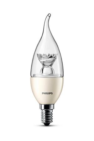 ampoule led philips flamme coup de vent 3w 25w culot e14 darty. Black Bedroom Furniture Sets. Home Design Ideas