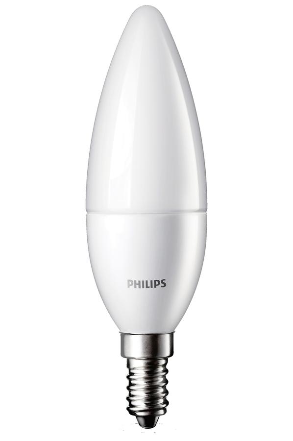 ampoule led philips flamme 6w 40w culot e14 4021908 darty. Black Bedroom Furniture Sets. Home Design Ideas