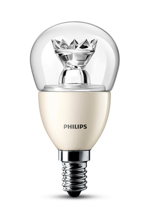 Ampoule Led Philips Spherique - 6W (40W) - Culot E14 (4022068) | Darty