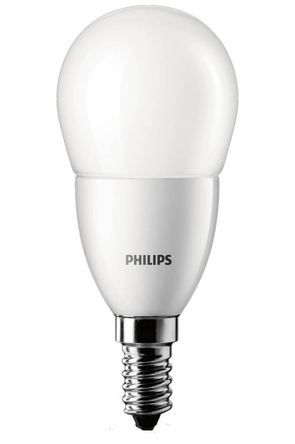ampoule led philips spherique 3w 25w culot e14. Black Bedroom Furniture Sets. Home Design Ideas