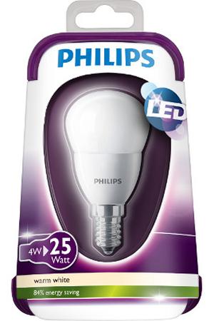 ampoule led philips spherique 4w 25w culot e14 led. Black Bedroom Furniture Sets. Home Design Ideas