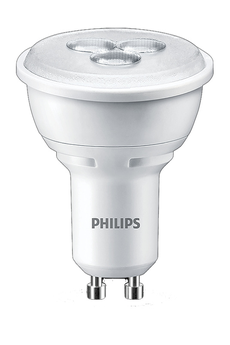 Ampoule LED SPOT GU10 - 3,5W (35W) Philips