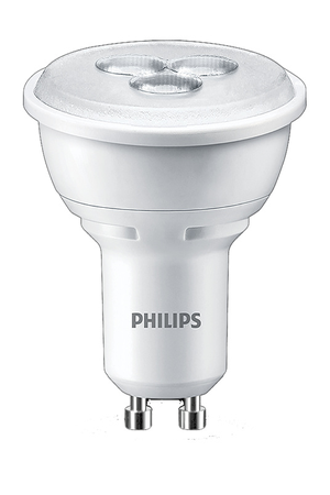 ampoule led philips spot gu10 3 5w 35w spot gu10 3 5w 35w darty. Black Bedroom Furniture Sets. Home Design Ideas