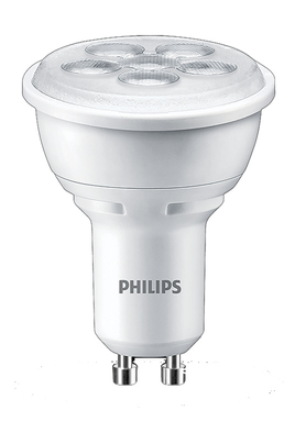 PHILIPS Lot de ampoules spot GULED 50W en partenariat