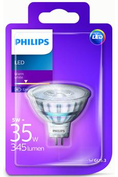 Ampoule LED SPOT GU5.3 - 5W (35W) Philips