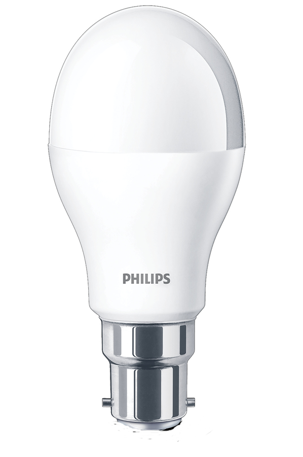 ampoule led philips standard 9 5w 60w culot b22. Black Bedroom Furniture Sets. Home Design Ideas