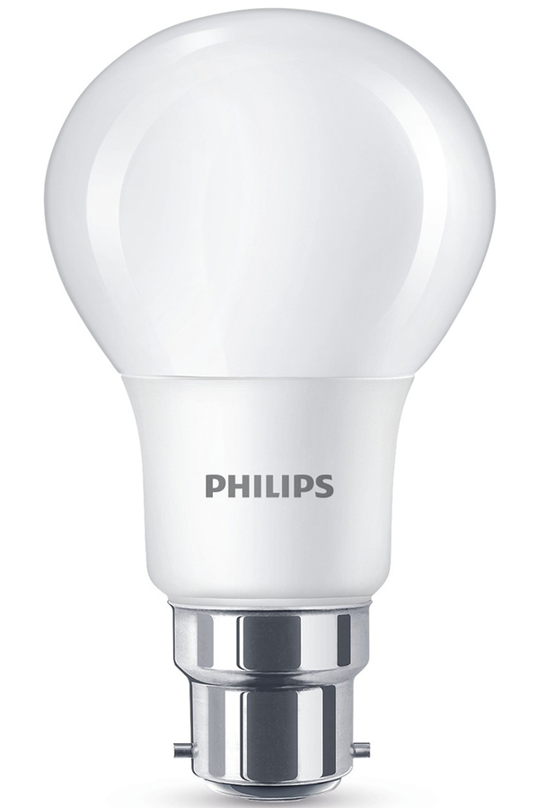 ampoule led philips standard 8w 60w culot b22. Black Bedroom Furniture Sets. Home Design Ideas