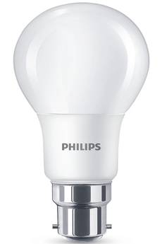 Ampoule LED STANDARD - 8W (60W) - CULOT B22 Philips