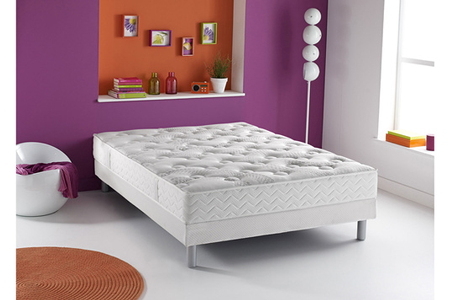 matelas dunlopillo leon 160x200 cm darty. Black Bedroom Furniture Sets. Home Design Ideas
