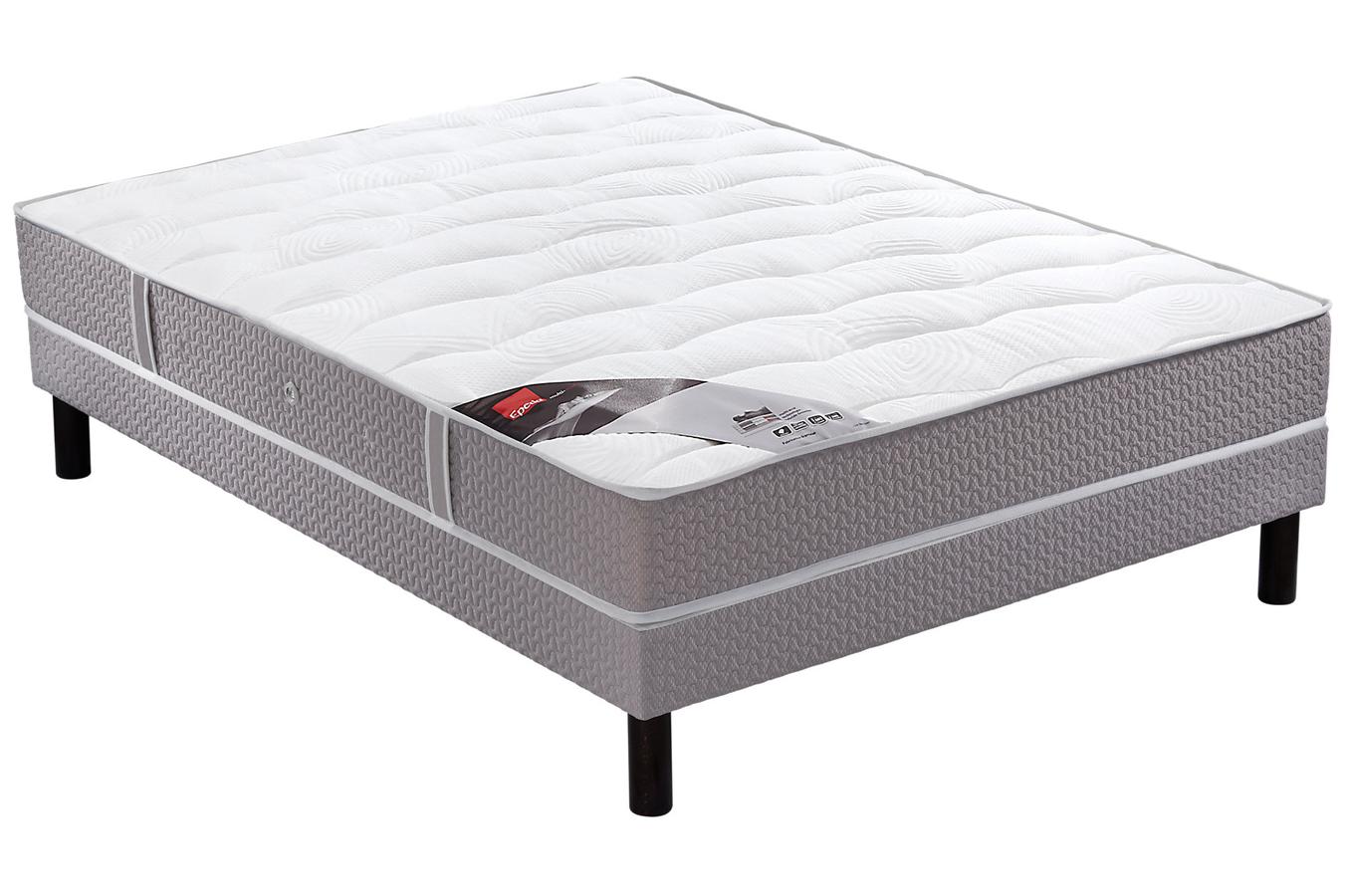 matelas epeda mandore ii 160x200cm 4102720 darty. Black Bedroom Furniture Sets. Home Design Ideas