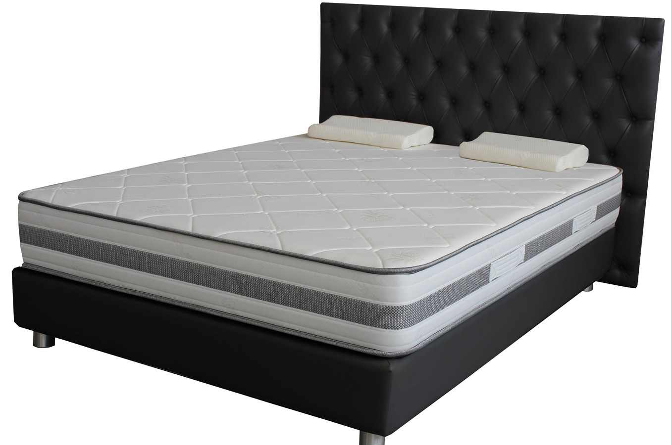 matelas hypnia volupte memo 90x190 4114663 darty. Black Bedroom Furniture Sets. Home Design Ideas