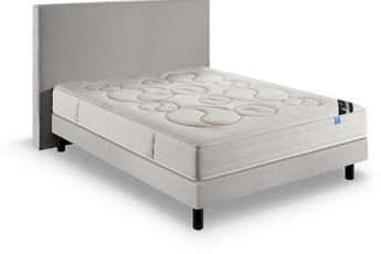 pack ensemble matelas et sommier treca enso 160x200 d24 160x200 chine clair acc d125 160. Black Bedroom Furniture Sets. Home Design Ideas