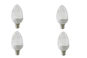 Ampoule LED FLAMME E14 4W x4 Nityam