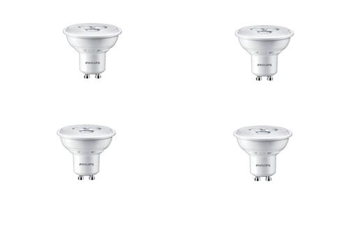 Ampoule LED Philips SPOT GU10 - 3,5W x4