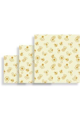 Yboo Set de 3 feuilles d'emballage alimentaire