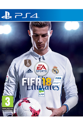 Jeux PS4 Electronic Arts FIFA 18 PS4
