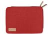 Sacoche pour ordinateur portable SLV 10 TORINO ROUGE Port