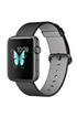 Apple watch WATCH SPORT 42MM ALUMINIUM GRIS SIDERAL AVEC BRACELET EN NYLON TISSE NOIR Apple