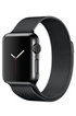 Apple watch WATCH 38MM ACIER BRACELET MILANAIS NOIR Apple