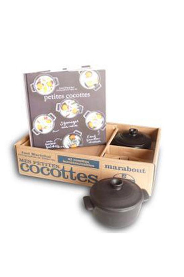 livre de cuisine marabout coffret cocottes coffretcocottes 1186620 darty. Black Bedroom Furniture Sets. Home Design Ideas