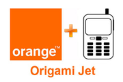 ORANGE ORIGAMI JET - International avec pack opérateur