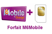 ORANGE M6 Mobile 2h bloqué - Internet avec engagement