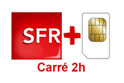 SFR Carré 2h sans engagement