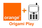 ORANGE ORIGAMI PLAY - 4Go version 3G+