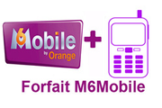 ORANGE M6 Mobile 2h bloqué - SMS/MMS avec mobile nu