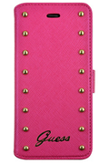 Guess ETUI FOLIO ROSE POUR IPHONE 6