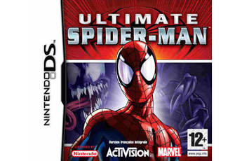 Jeux DS / DSI ULTIMATE SPIDER-MAN Activision